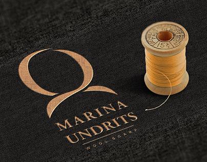 MARINA UNDRITS. Косынки и аксессуары из шерсти и шелка.