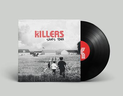The Killers - Sam's Town / Rediseño