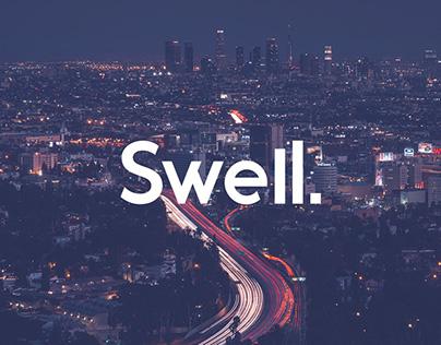 Identidade Visual - Swell Construções e Incorporações