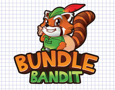 Logo + Mascot Bundle Bandit