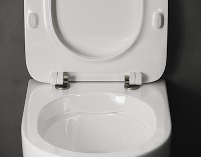 Ceramica_NOVA - Toilet