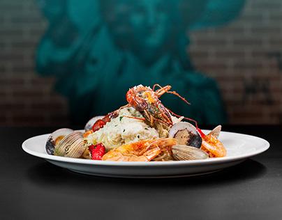 Fotografía de alimentos / Manhattan Bar