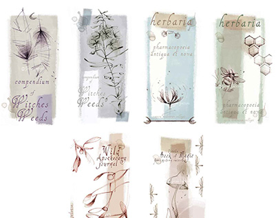 Bookmarks for modern witches