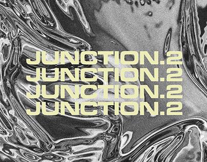 Branding - Junction 2 Festival