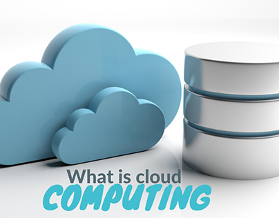 I make a banner of cloud computing for a company