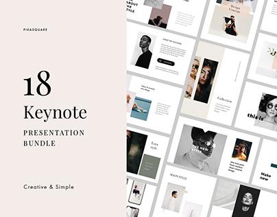 Keynote Bundle Presentation Templates