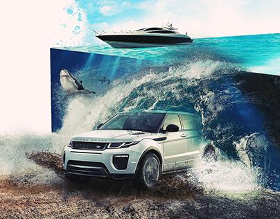 isLand Rover
