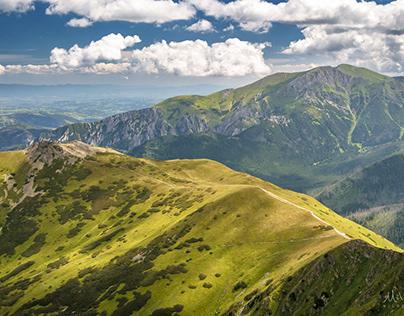 Western Tatras   2016