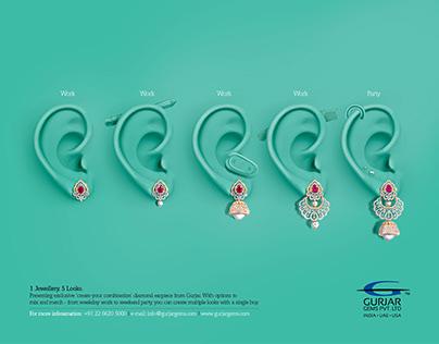 5 in 1 Jewellery