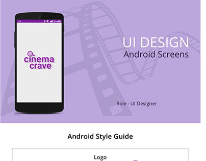 App Android Screen