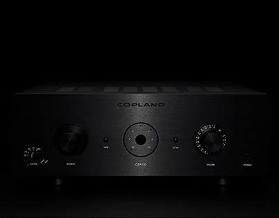 Copland amplifier