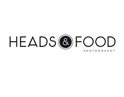 HEADS & FOOD photography