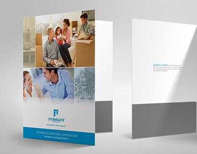 Stonegate Mortgage Marketing Brochure   Retail Division