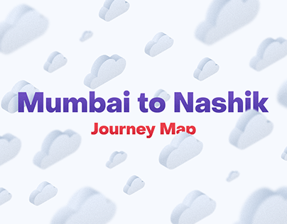Mumbai To Nashik   Journey Map