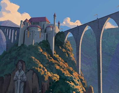 Two Bridge Castle