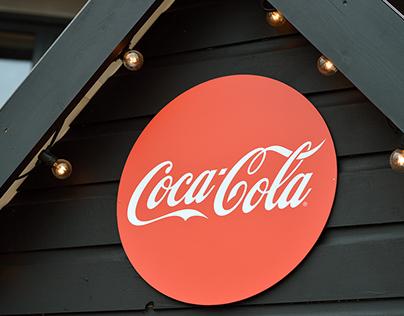 Coca-Cola Camden beach