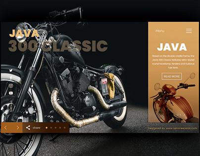 Jawa 300 Classic