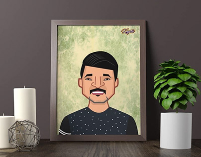 Personalized Illustrations Artworks