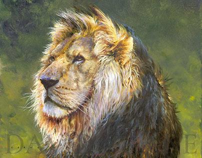 Wildlife paintings 1 - Panthera genre