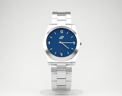 Reloj | 3D