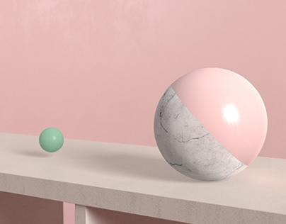 3D Art Direction environment & style