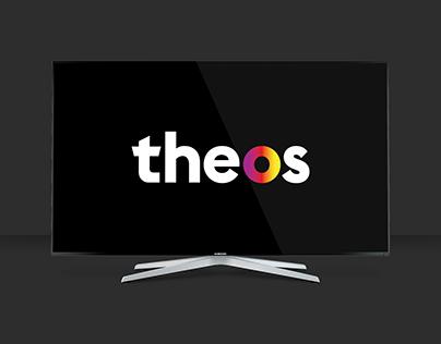 Theos TV Branding