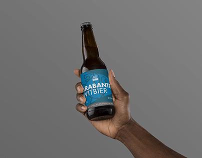 Packaging Design | Metropole Beer Lab