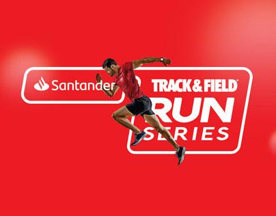 Santander Track & Field Run Series