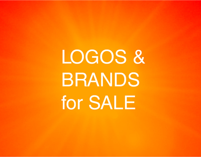 Logos & Brands for sale.
