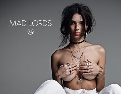 Mad Lords — Website redesign