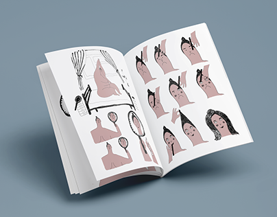 Concealment: Illustrated Book