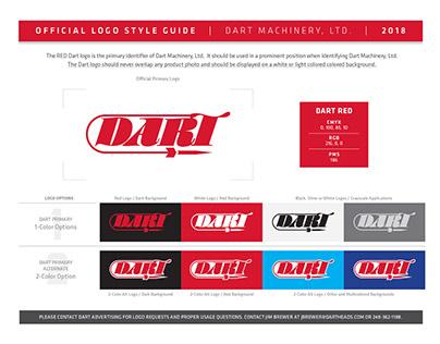 Dart Logo Style Guide