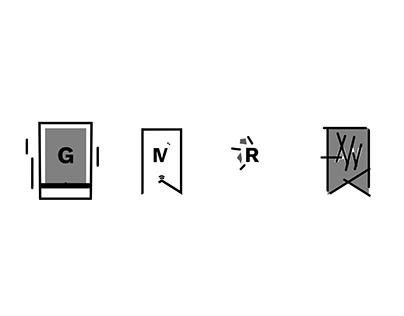 Academy of Fine Arts logo animation