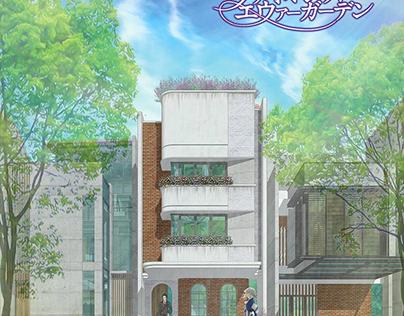5x13 / 5x20 house