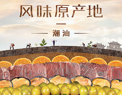 The poster of FLAVORFUL ORIGINS 风味原产地