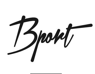 DJ Bport - Logo