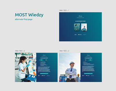 MOST Wiedzy - alternate home page