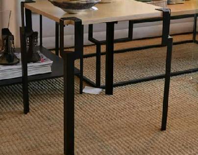 Pinda side table