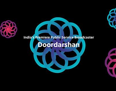 Doordarshan Logo Pitch