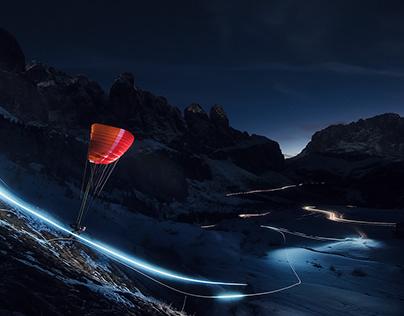 Paraglider | Panasonic Lumix S5