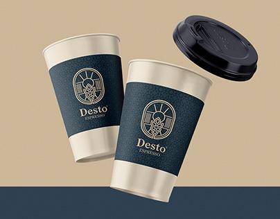 Desto Espresso Labeling