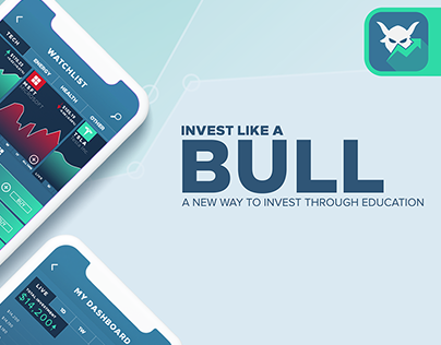 Bull App - Investing through education