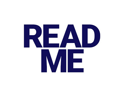 Welcome - Read Me!