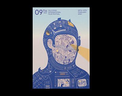 SRIFF 2021 - Festival Poster
