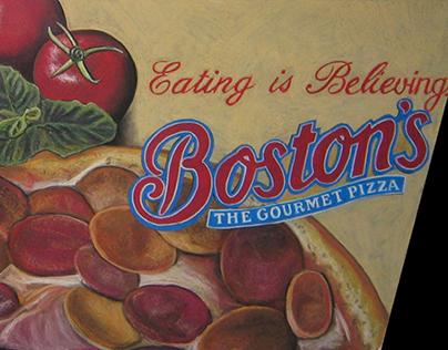Boston Pizza International 'Fresher than ever!'