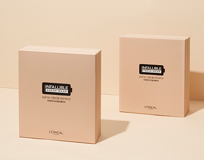LOREAL Infallible Press Kit
