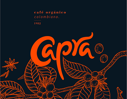 Capra - Organic / Coffe From Colombia