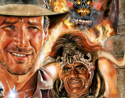 Indiana Jones Temple of Doom
