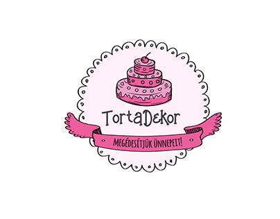Logo design for pastry shop