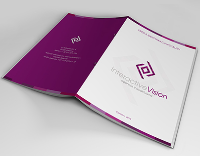 InteractiveVision - Brand Book